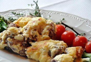 Patate al forno con la carne in francese: un passo per passo ricetta, consigli di cucina