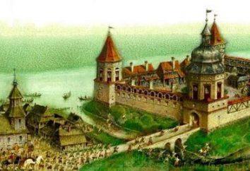 Castello Lubcha: la storia, come arrivarci. serrature Bielorussia