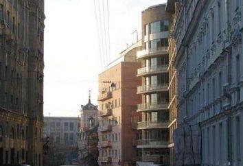 Bryusov lane à Moscou: l'histoire et la modernité. Attractions de Bryusov Lane
