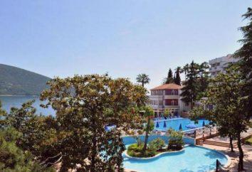 fotos y comentarios Hunguest Sun Resort 4 * (Herceg-Novi, Montenegro)