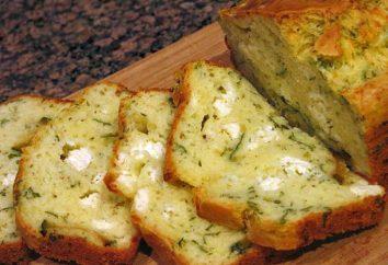 Gâteau de courgettes: recettes