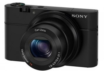 Sony RX100. Fotocamera digitale Sony RX 100 – specifiche tecniche e prezzi