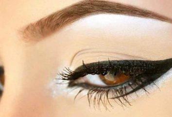 Comment faire un masque pour les yeux des flèches?