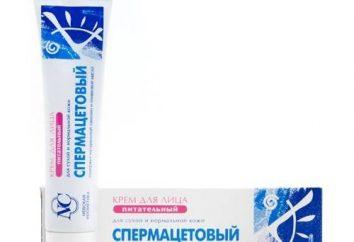 "Toda a verdade sobre perfumaria nacional creme ""esperma"" de ""Neva cosméticos"""