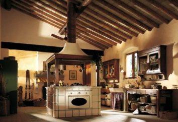 styl country kitchen design: ciepło i komfort starej wsi
