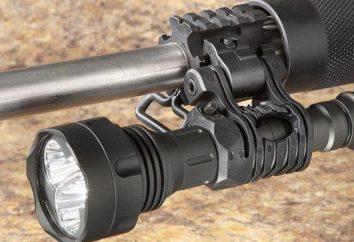Jak wybrać latarnia na podstvol'nyy strzelby?