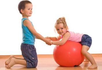Exercices pour l'exercice du matin pour les femmes, les hommes et les enfants