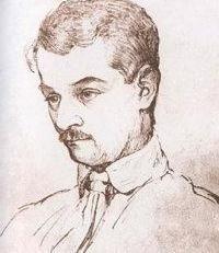 "Sasha Cherny, ""Prigioniero del Caucaso"". storia Sommario"