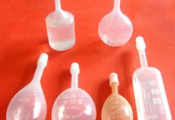 Types de lavements, les indications pour l'utilisation et le placement de l'équipement. Quel devrait être une solution de lavements