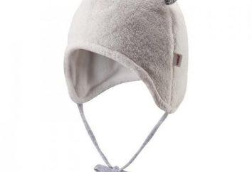 cappelli Reima, i loro vantaggi, caratteristiche e tratti positivi