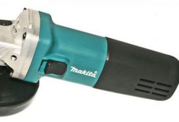 Rebarbadora Makita 9555HN: especificações técnicas