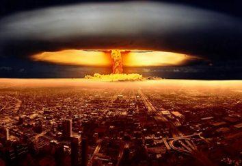 Le forze nucleari della Russia e degli Stati Uniti