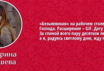 Czas odkrycia. Poeta Ekaterina Derisheva