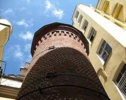 grifos torre em St. Petersburg – o lugar mais misterioso