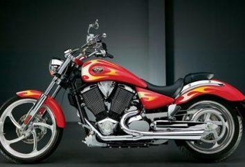 Główną jednostką motocykl nie zmieniło od czasów Gottlieb Daimler