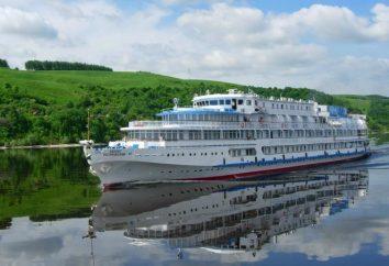 """Statek """"chirurg Razumovsky"""": opis, rejsy, nawigacja, zdjęcia, opinie"""