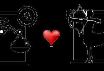Co my szeptać gwiazdą? Zgodność astrologiczny Libra kobiet i mężczyzn Strzelec