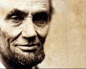 Abraham Lincoln – le seizième président des Etats-Unis