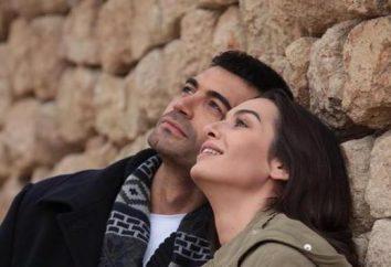 """Attori """"tra cielo e terra"""". Foto di attori turchi della serie """"Tra Cielo e Terra"""""""