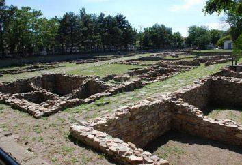 Musée archéologique « Gorgippia » – la seule ville ancienne, a étudié en Russie