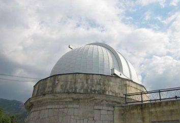 Observatoire Astrophysique de Crimée: adresse, les photos