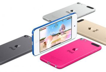 Examen de Apple iPod touch 6 – une nouvelle génération de gadget