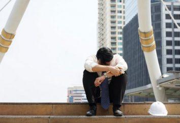 Jesteś niezadowolony ze swojej pracy: 8 znaków