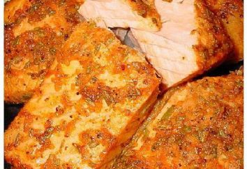 Asse no forno por salmão chum: alguns segredos culinários