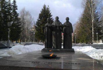 Monumenti Syktyvkar – storia della città