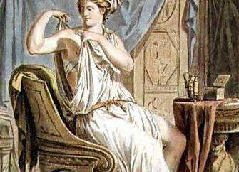 A mulher de Hector – uma princesa Andrômaca
