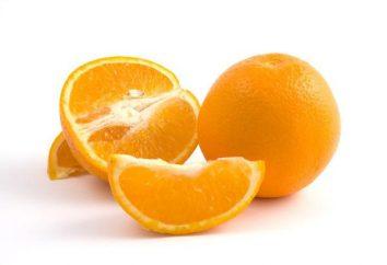 Régime alimentaire: les œufs et les oranges
