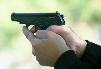 """""""Makarych"""" – traumatyczne pistolet. """"Makarych"""": Opinie"""