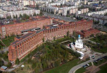 Hospital Regional de Leningrado: ¿Dónde, opiniones