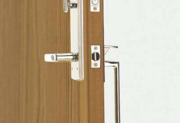 Zamek zatrzaskowy drzwi: przegląd, opis, rodzaje, cechy i opinie właścicieli instalacji