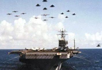 A propulsione nucleare portaerei attacco – il più grande Dreadnought del mondo