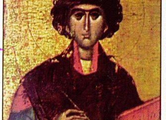 Preghiera di San Panteleimon per la guarigione dell'anima e del corpo