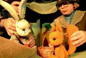 """Teatro """"ouriços"""" em Yaroslavl – uma verdadeira festa para crianças"""
