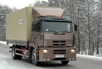 "Camion ""Ural"": Caratteristiche"