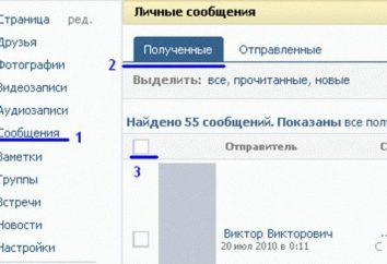 """Tajemnic w """"Kontakty"""": jak usunąć wysłanej wiadomości"""