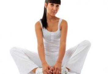 Cómo eliminar la grasa de la parte de cuerpo tales como los muslos internos