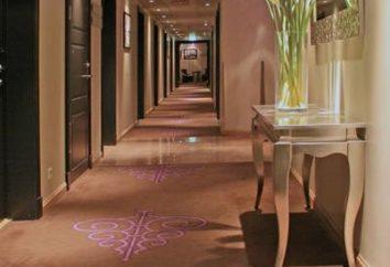 Progettazione e la luce nel corridoio. Bello, elegante, e poco costoso.