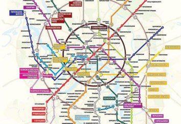 Moscow metro: o plano de desenvolvimento para o futuro próximo
