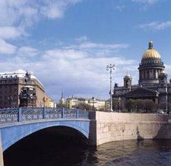 Plac Izaaka w Petersburgu