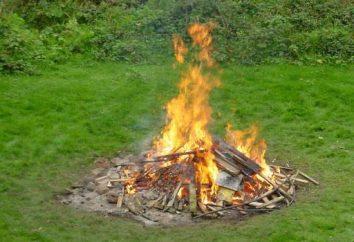 Condizioni di una misura di sicurezza e antincendio
