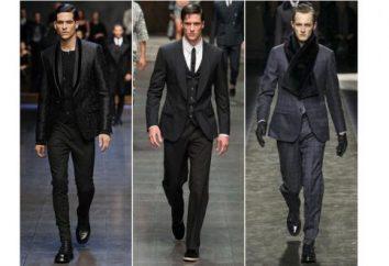 costumes à la mode classique 2016-2017