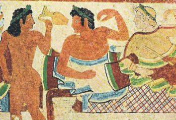 Alfabet etruski. Język Etrusków. Najsłynniejsze zabytki etruskie alfabetu