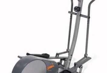 Stepper machine d'exercice: types, avantages, inconvénients et contre-indications