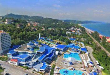 Najlepsze kurorty Soczi z basenem z wodą morską
