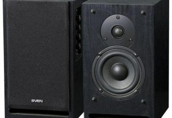 Acoustic Sven SPS-700 System: opis i opinie