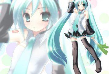 """Vocaloid"": postacie, ich nazwiska i biografie"